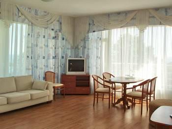 """Частная гостиница """"Роялта"""" в Алупке."""