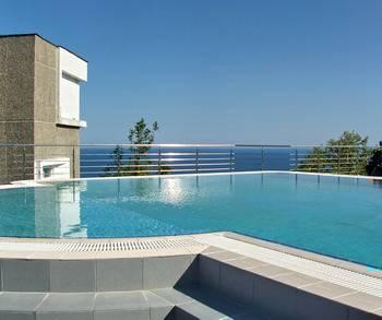 "Гостиница ""Роялта"", бассейн."