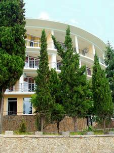 Гостиница «Аврора» в Алуште