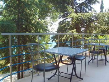 Отель 'Аврора' в Алуште