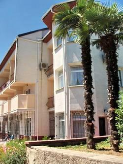 Гостиница «ЭНЕРГО» в Алуште