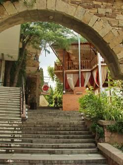 Отдых в Алуште. Гостиница 'Красный мак'. Алушта.