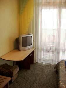Номер в гостинице 'Южный берег' в Алуште