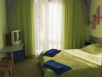 Гостиница *Южный берег*. Алушта