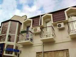 Гостиница *Южный берег* в Алуште