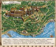 Увеличить и посмотреть карту Воронцовского дворца