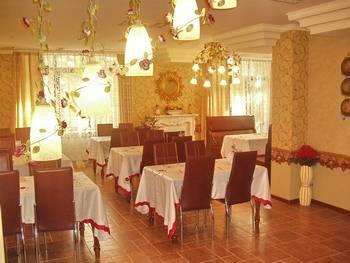 Отель 'Глория' в Нижнем Мисхоре