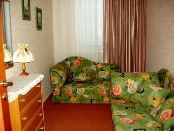 Гостиница 'Лилия'в Нижнем Мисхоре.
