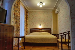 Отдых в Крыму. Отель Лотос в Мисхоре.