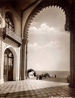 Фот. Сокорнов. Вид из Альгамбры.
